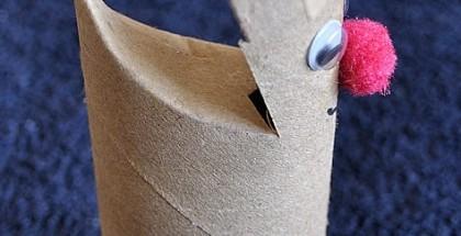 P re no l archives chocolat et scoubidou - Pere noel en rouleau de papier toilette ...
