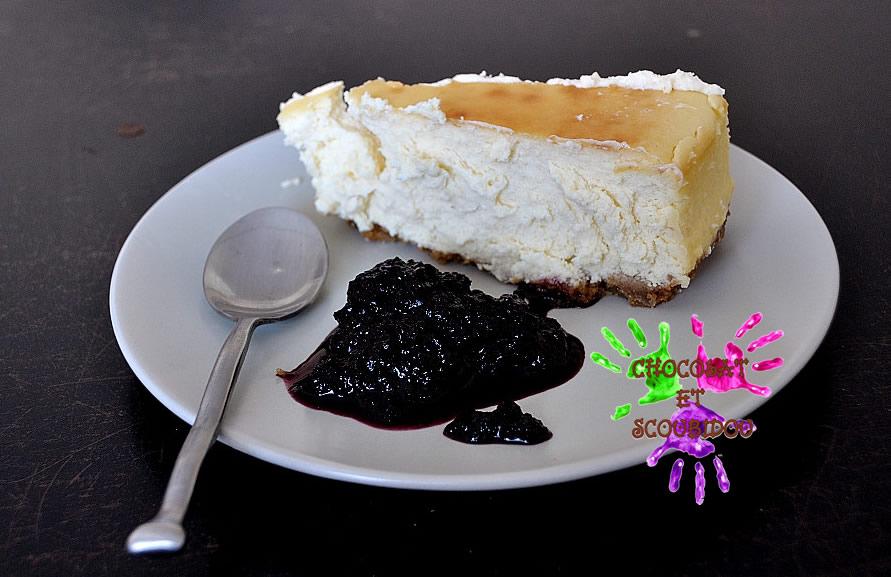 Incroyable cheesecake