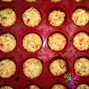 Galettes Courgettes et Pommes de terre