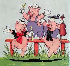 petits cochons