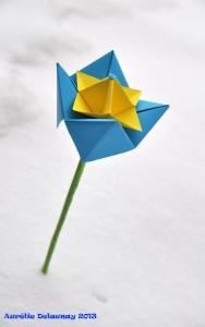 fleur à piquer