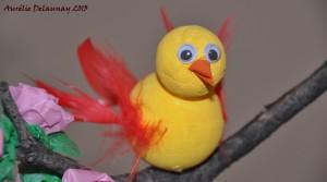 oiseau de printemps