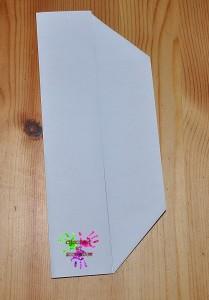Boîte en papier Caillotte - étape 7