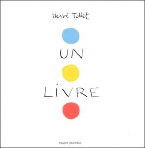 Un livre - Hervé Tullet