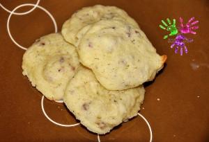 Biscuits aux petits fruits d'été