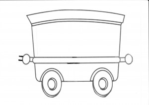 Calendrier perpetuel - wagon