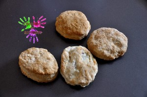 Petits pains biscuits
