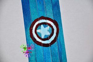 Casse-tête Captain America