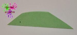 Citrouille en papier - étape 6